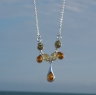 Amber Necklaces NE3051b