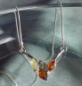 Amber Necklaces NE1063